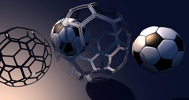 サッカーボール構造